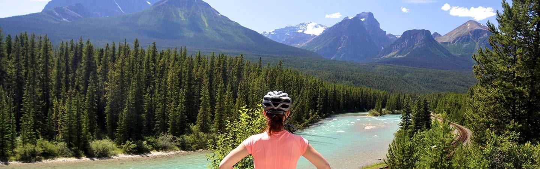 Biking on Backroads Canadian Rockies Family Breakaway Bike Tour