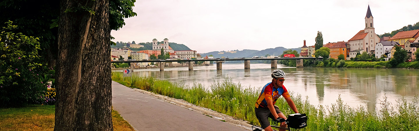 Cycling by the Danube River with Backroads