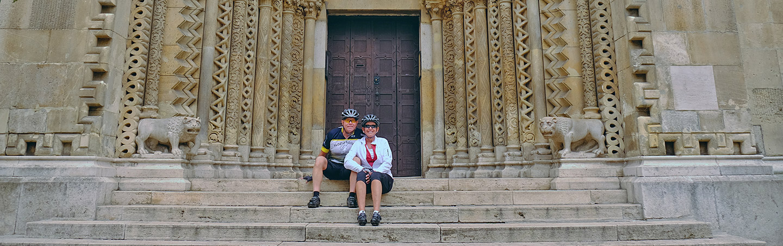 Biking on Backroads Danube River Cruise Bike Tour