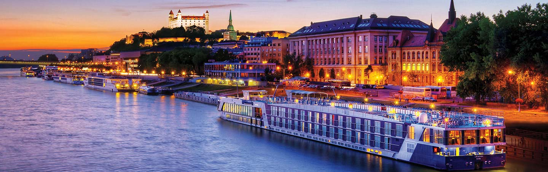 Backroads Danube River Cruise Bike Tour