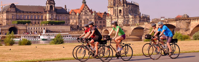 Biking on Backroads Dresden Germany Family Bike Tours
