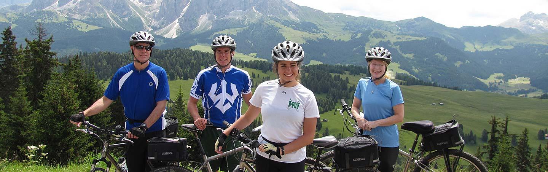 Dolomites Family Bike Tours