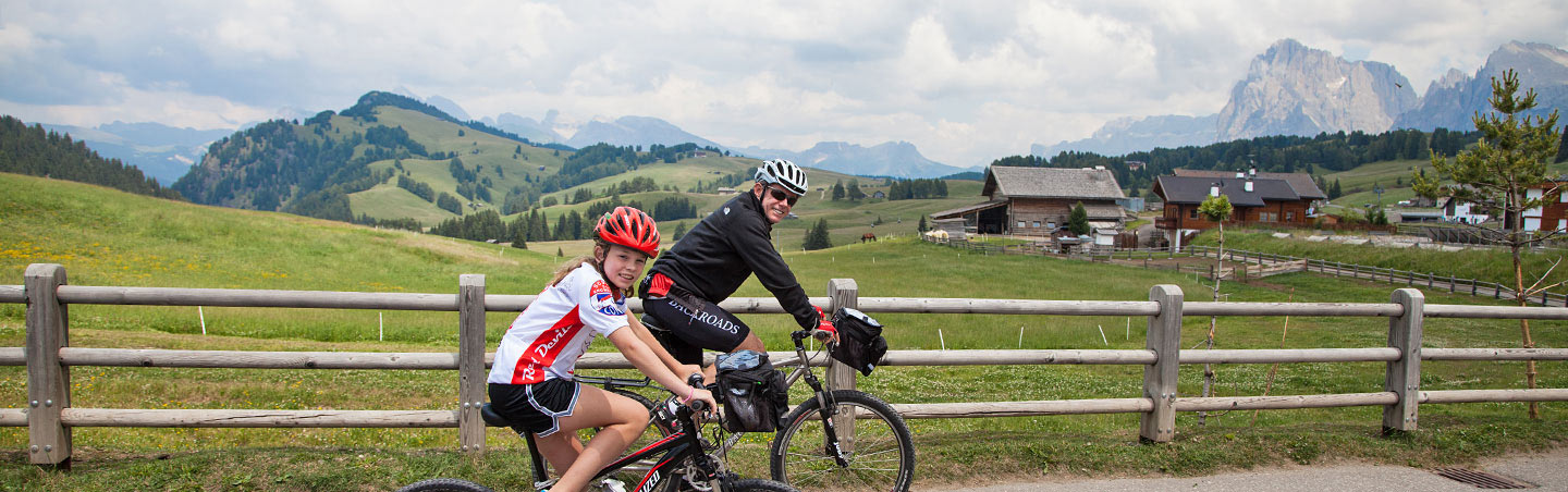 Backroads Dolomites Family Bike Tours