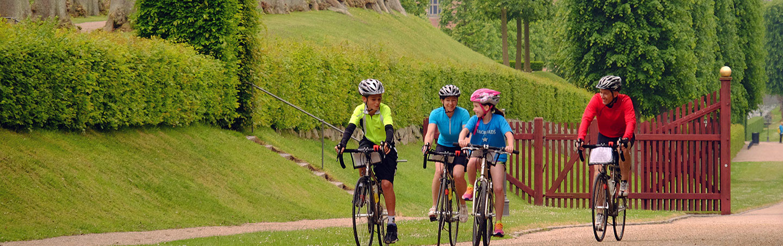 Family Biking on Backroads Stockholm to Copenhagen Bike Tour