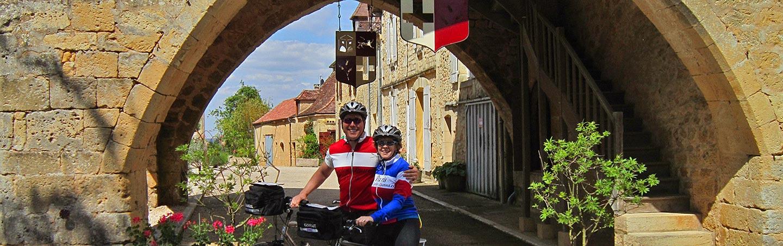 Dordogne & Bordeaux France Bike Tours
