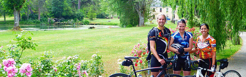 Biking on Backroads England Bike Tour