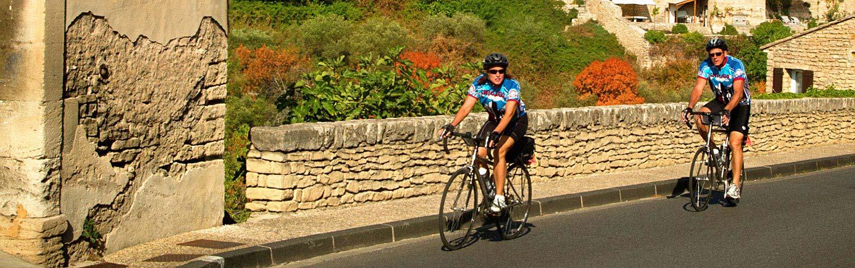 Biking on Backroads Provence to the French Riviera Bike Tour