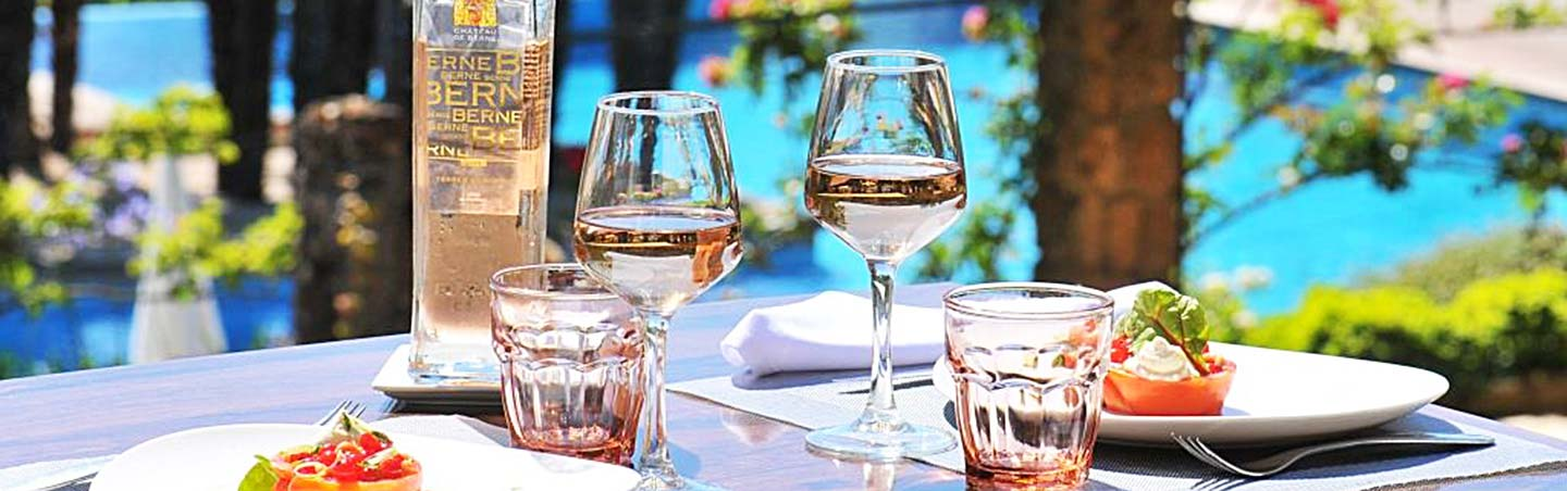 Wine - Provence to the French Riviera Bike Tour