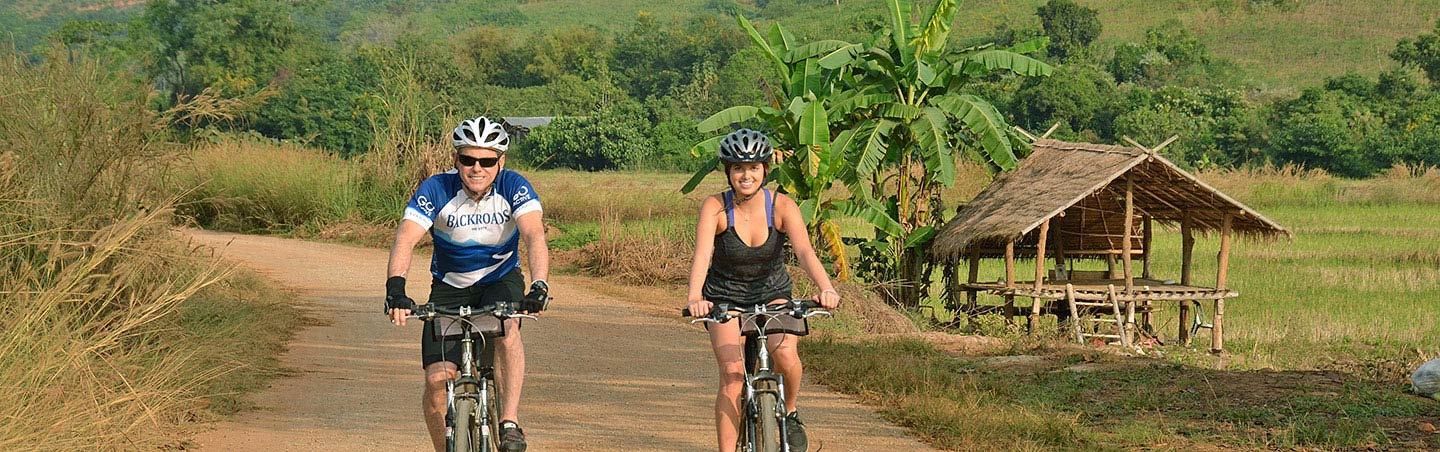 Biking on Backroads Thailand Family Bike Tour