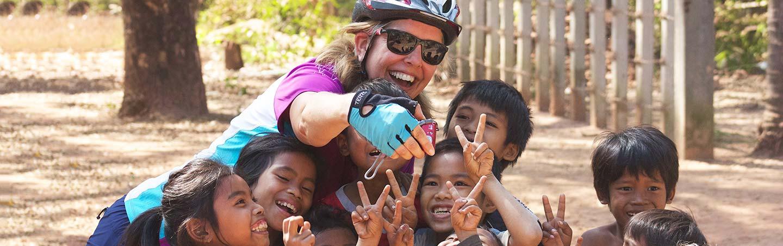 Backroads Vietnam & Cambodia Family Bike Tour