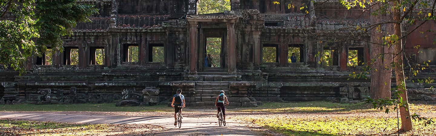 Cycling on Backroads Vietnam and Cambodia Bike Tour