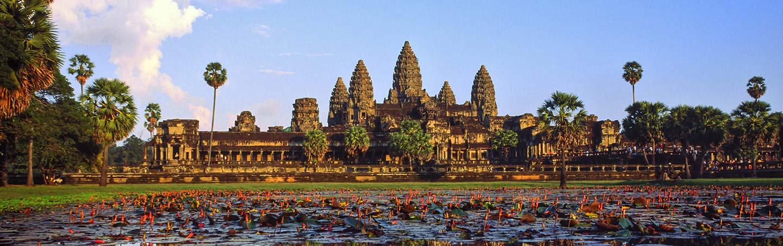 Angkor Wat - Backroads Vietnam & Cambodia Family Breakaway Bike Tour