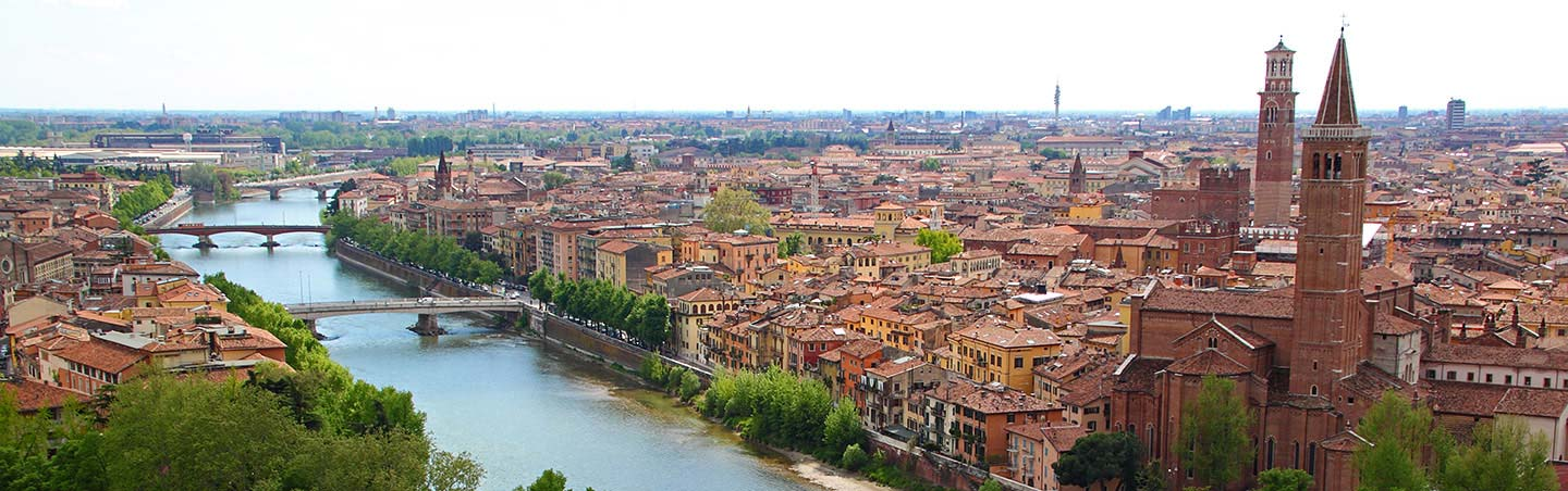 Verona Italy - Backroads Parma to Verona Family Breakaway Bike Tour