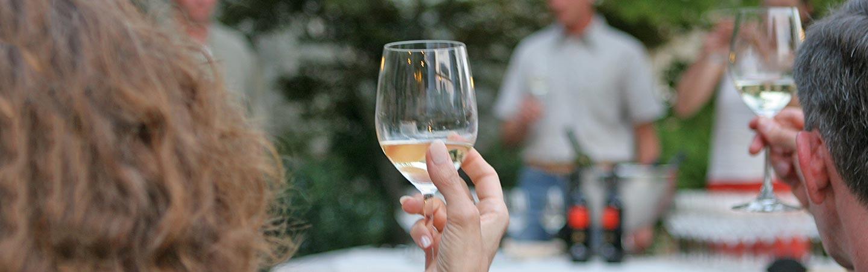 Wine Tastin on Backroads Parma to Verona Bike Tour