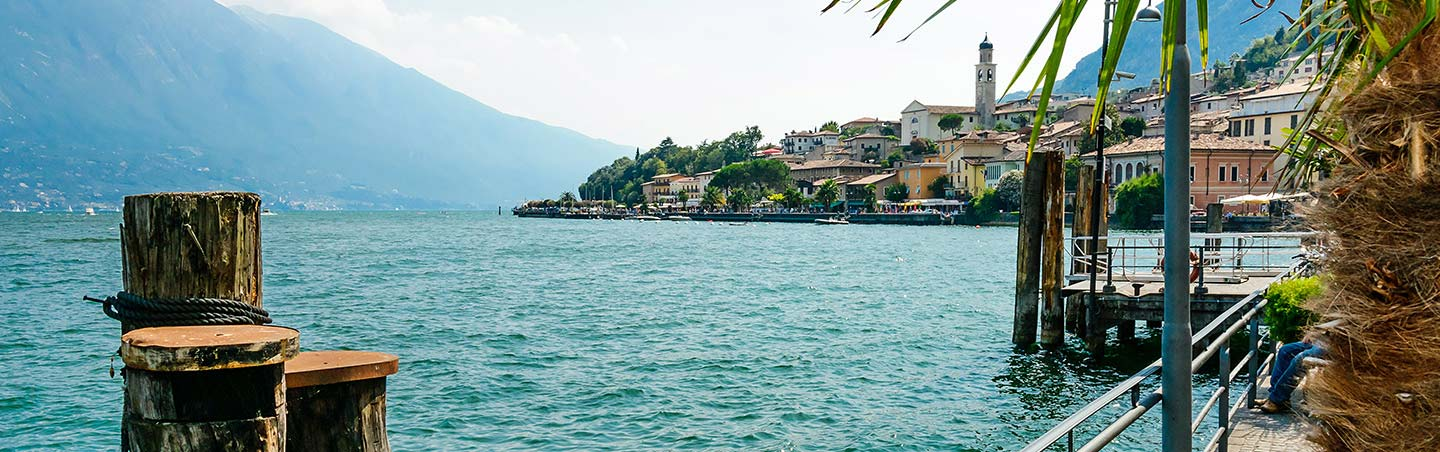 Lake Lago di Garda, Italy - Backroads