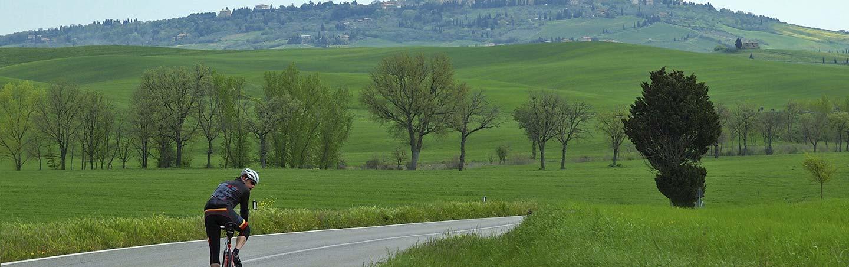 Cycling on Backroads Parma to Verona Italy Bike Tour