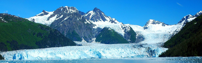 Glaciers - Backroads Prince William Sound to Denali Multisport Tour