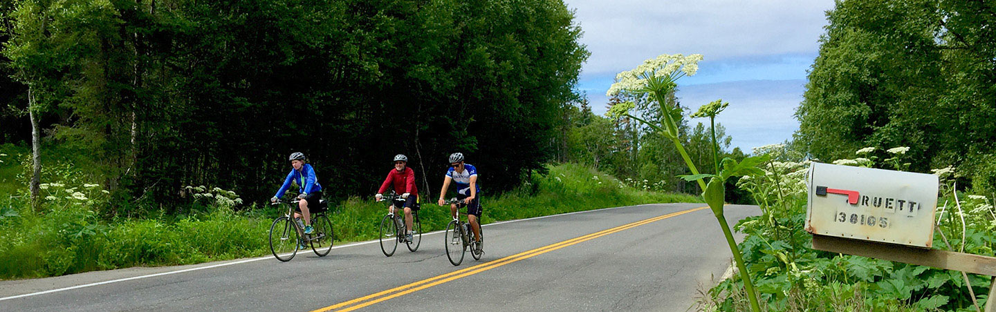 Cycling on Backroads Alaska's Kenai Peninsula Family Breakaway Multisport Adventure Tour