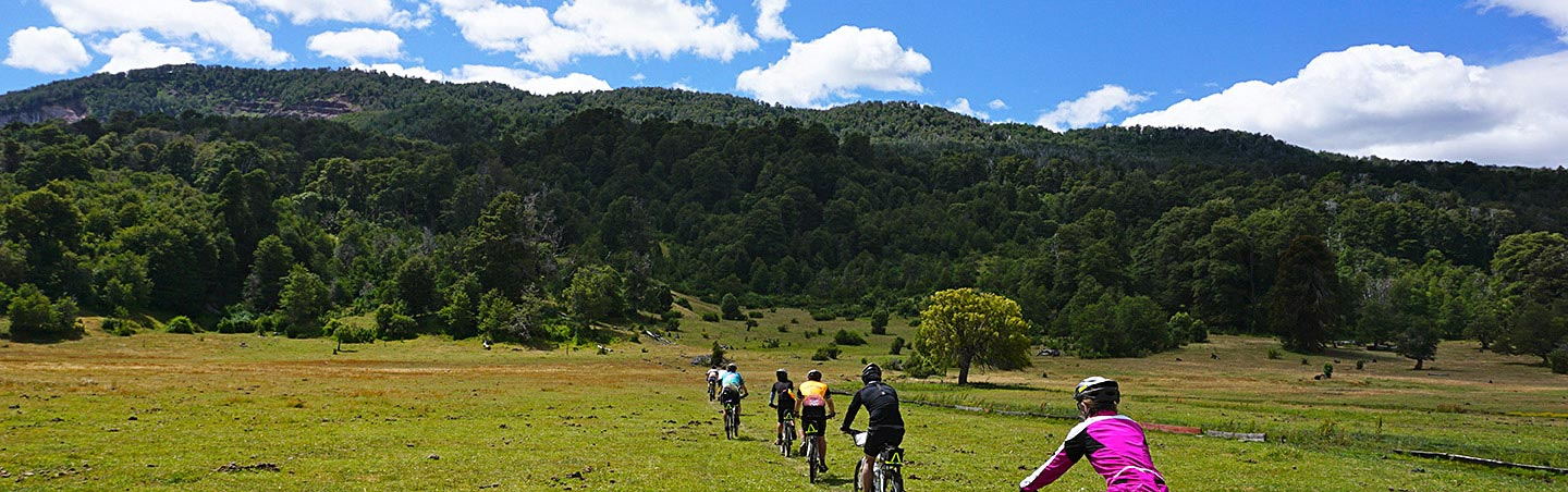 Biking in Argentina - Lake District Multisport Trip