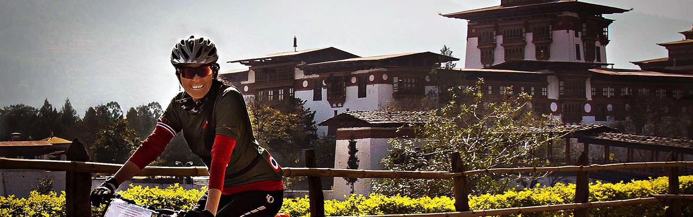Biking - Backroads Bhutan Multisport Adventure Tours