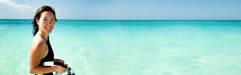Snorkeling, Backroads Caribbean Family Breakaway Multisport Tour