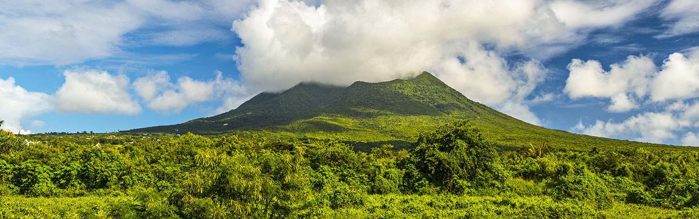 Volcano, Backroads Caribbean Family Breakaway Multisport Tour