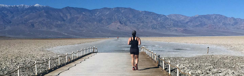 Backroads Death Valley California  Bike Tours