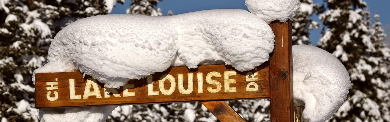 Chateau Lake Louise - Backroads Canadian Rockies Snow Adventure Tour