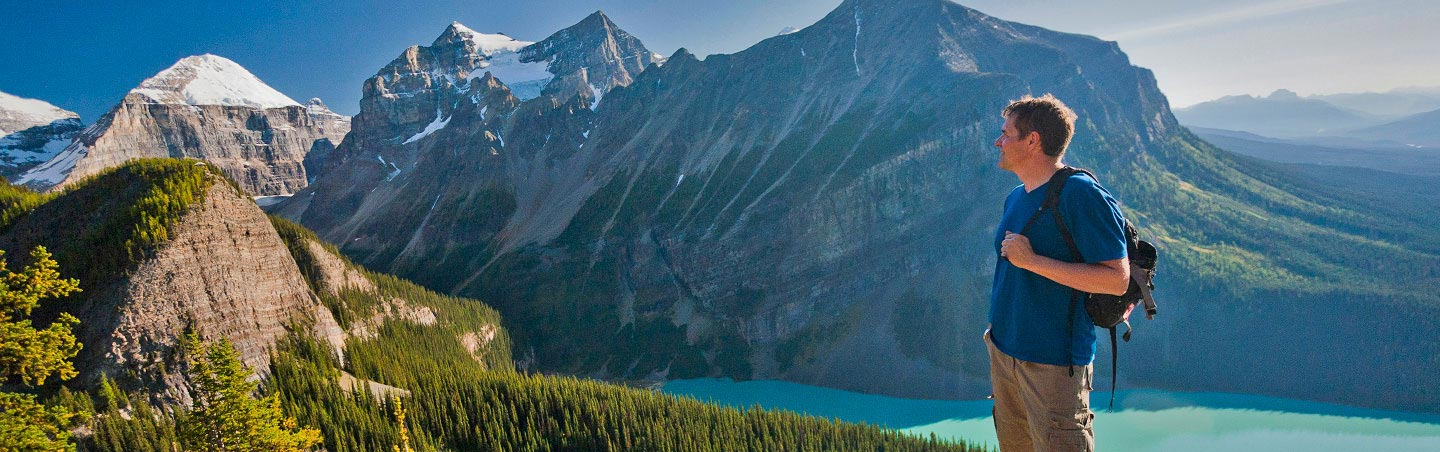 Hiking - Canadian Rockies Family Multisport Adventure Tour
