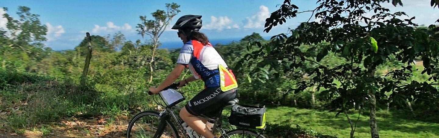Biking on Backroads Galapagos & Andes Multisport Adventure Tour