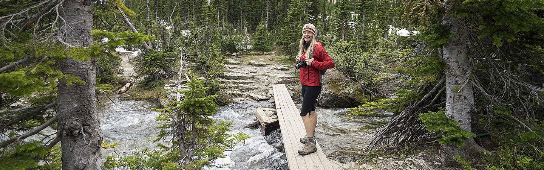 Hiking on Glacier & Waterton Lakes  Multi-Active Tour