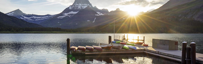 Glacier & Waterton Lakes  Multi-Active Tour