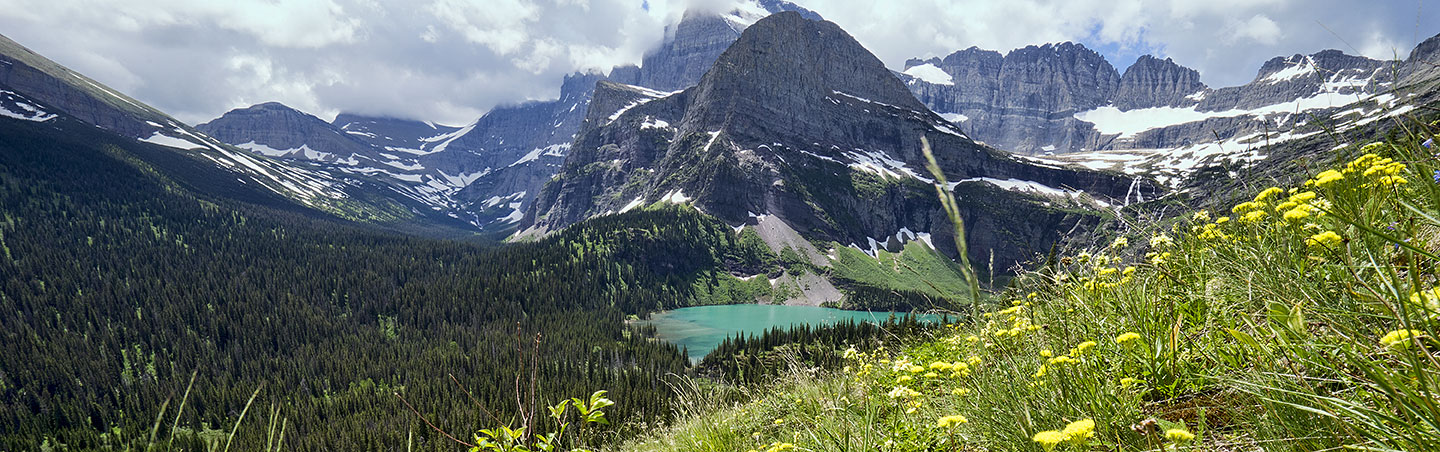 Glacier & Waterton Lakes Family Multi-Adventure Camping Tour