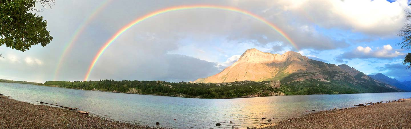 Backroads Glacier & Waterton Lakes Family Multi-Adventure Camping Tour