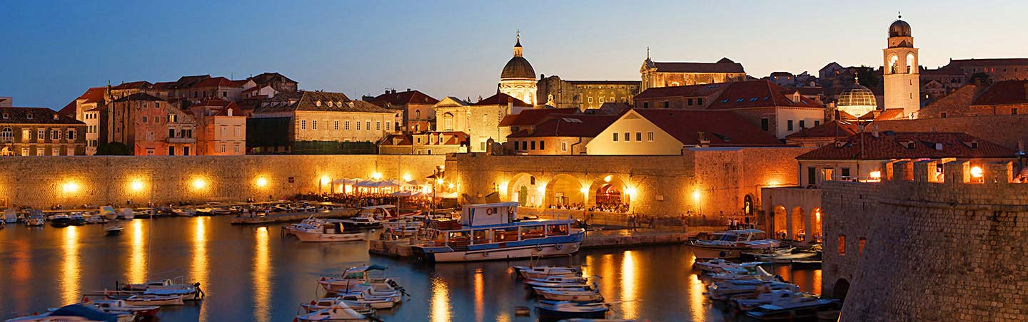 Boast in Dubrovnik, Croatia - Dalmatian Coast to Montenegro Family Breakaway Multisport Tour
