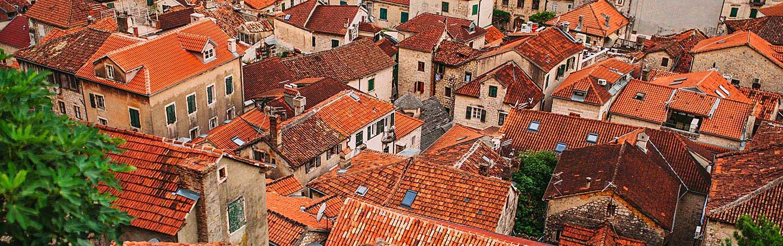 Bay of Kotor. In Montenegro - Dalmatian Coast to Montenegro Family Breakaway Multisport Tour