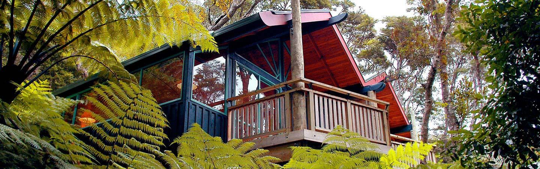 Puka Park Resort - Backroads New Zealand Family Multisport Adventure Tour