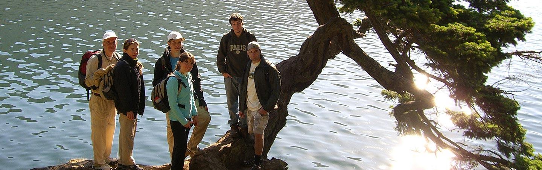 Walking and Hiking on San Juan Islands Family Breakaway Multisport Adventure Tour