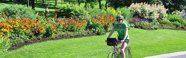 Quebec Family Bike Tours