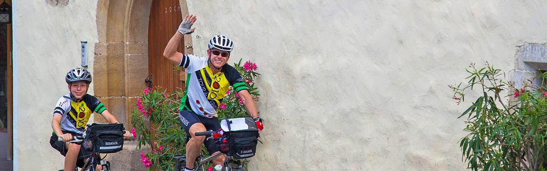 Dolomites Italy Family Bike Tour