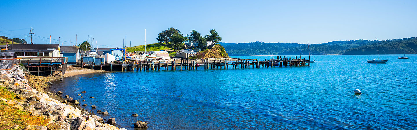 Tomales Bay - Backroads California Wine Country Multisport Adventure Tour