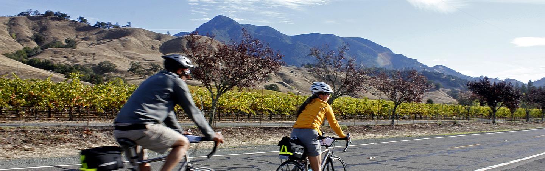 Biking on Backroads California Wine Country Multisport Adventure Tour