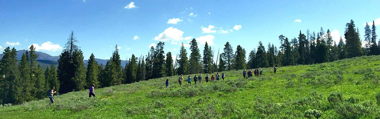 Yellowstone & Tetons Multisport Adventure Tour