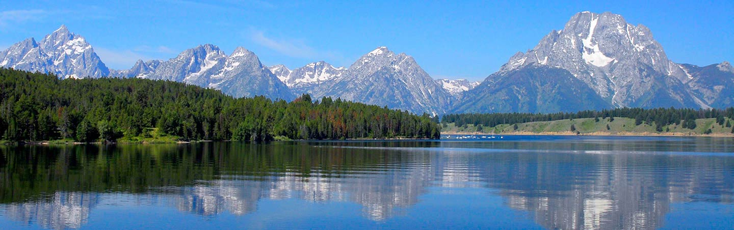Yellowstone & Tetons Hiking Trips