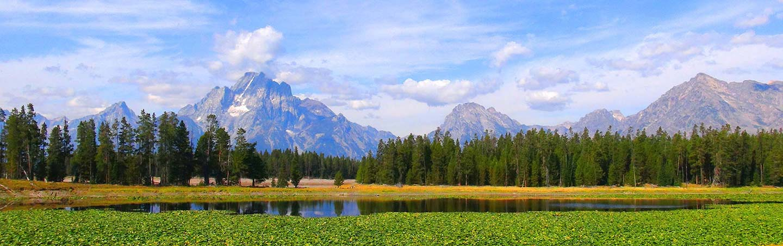 Backroads Yellowstone & Tetons Family Breakaway Multisport Adventure Tour