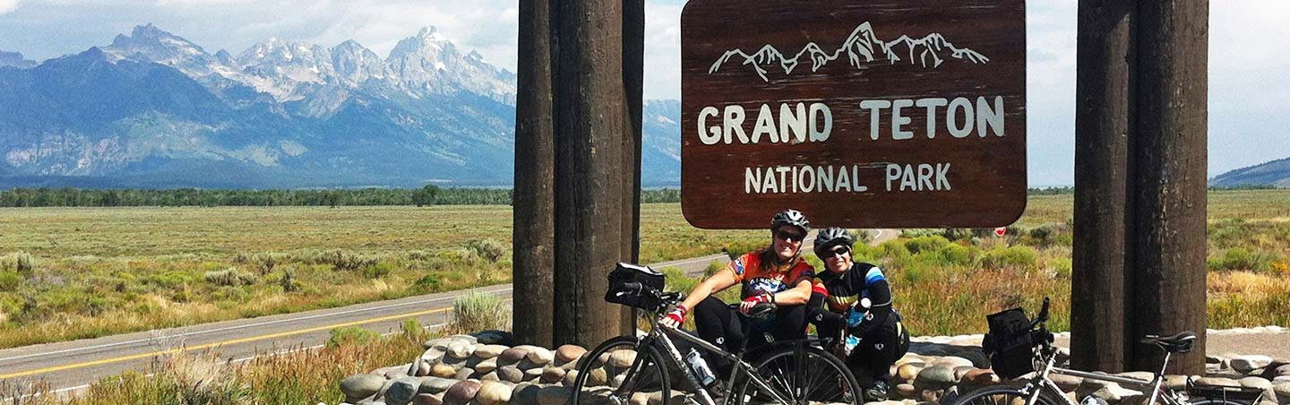 Grand Teton National Park Bike Tours, Wyoming