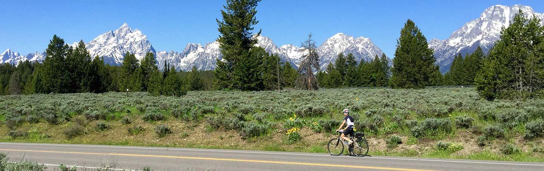 Yellowstone & Tetons Family Bike Tour