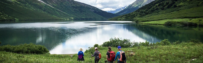 Hiking in Alaska, Backroads