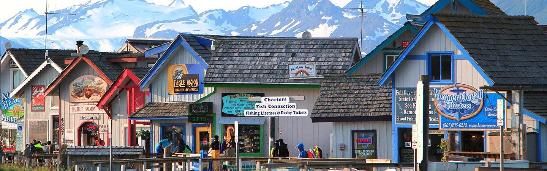 Homer, Alaska - Backroads Alaska Walking and Hiking Tour
