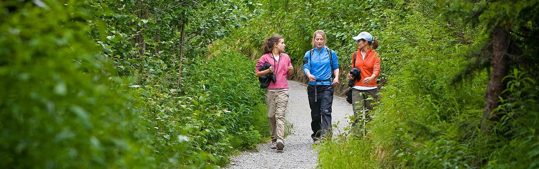 Backroads Alaska Family Breakaway Walking & Hiking Tours